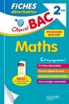 Objectif Bac Fiches détachables Maths 2nde