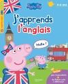J'apprends l'anglais avec Peppa (4-6 ans)
