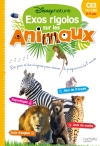 Disneynature - Cahier de vacances Exos rigolos sur les animaux du Ce2 au Cm1