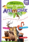 Disneynature - Cahier de vacances Exos rigolos sur les animaux du Cm2 à la 6e