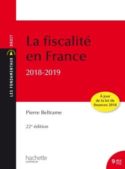 Les Fondamentaux - La fiscalité en France 2018-2019