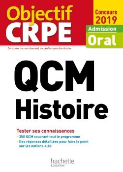 QCM CRPE : Histoire 2019