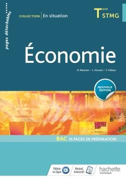 En situation Économie Tle STMG - Livre élève - Éd 2018