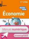 Enjeux et repères Economie Tle STMG - Manuel numérique enseignant - Éd. 2018
