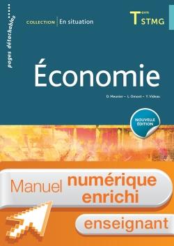 En situation Économie Tle STMG - Manuel interactif enseignant - Éd. 2018