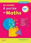 Le Nouvel A portée de maths CM1 - Manuel numérique simple enseignant - Edition 2019