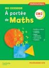 Le Nouvel A portée de maths CM2 - Manuel numérique simple élève - Edition 2019