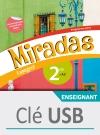 Miradas 2nde - Clé USB classe - Ed. 2019