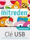 Mitreden 2nde - clé USB classe - Ed. 2019