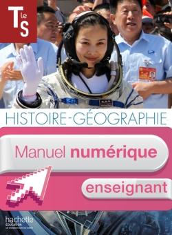 Manuel numérique Histoire-Géographie Terminale S - Licence enseignant - Edition 2014
