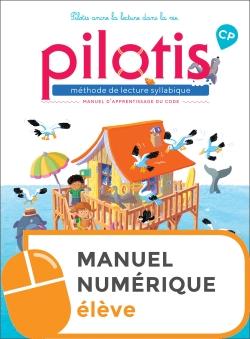 Lecture CP - Collection Pilotis - Manuel de code numérique élève - Edition 2019