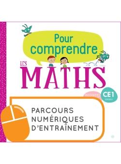 Pour comprendre les mathématiques CE1 - Parcours numériques - Ed. 2018