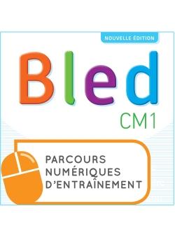 Bled CM1 - Parcours numériques - Ed. 2019