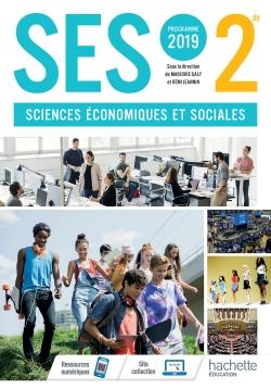 SES 2nde - Livre Élève - Ed. 2019