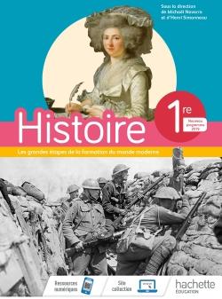 Histoire 1ère - Livre élève - Ed. 2019