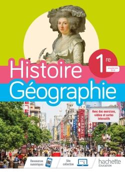 Histoire/Géographie 1ère compilation - Livre élève - Ed. 2019