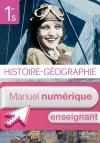 Manuel numérique Histoire Géographie 1re S - Licence enseignant - Edition 2015