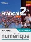 Manuel numérique L'écume des lettres 2nde - Licence enseignant - éd. 2019