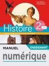 Manuel numérique Histoire 2nde - Licence enseignant - Ed. 2019