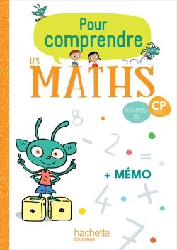Pour comprendre les maths CP - Fichier élève - Ed. 2019
