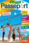 Passeport Cahier de Vacances 2019 - Toutes les matières de la 4e vers la 3e