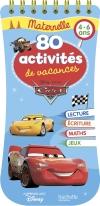 CARS 80 activités de vacances, Maternelle (4-6 ans)