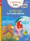 Le Roi Lion/La petite sirène - Spécial dyslexie