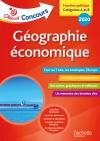 Objectif Concours 2020 : Géographie Économique