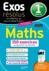 Exos résolus SPECIALITE Maths 1re