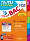 Objectif Bac - Toutes les matières 1ère ST2S
