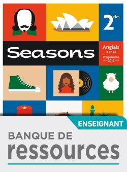 Banque de ressources Seasons 2nde - Ed. 2019