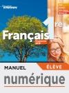 Manuel numérique L'écume des lettres 1ère  - Licence élève - Ed. 2019