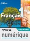 Manuel numérique L'écume des lettres 1ère  - Licence enseignant - Ed. 2019