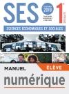 Manuel numérique SES 1ère - Licence élève - Ed. 2019