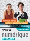 Sciences de l'ingénieur CIT Option 2de - Manuel numérique enseignant - Éd. 2019
