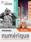 Histoire-Géographie-EMC 1re séries technologiques - Manuel numérique élève - Éd. 2019
