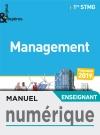 Enjeux et Repères Management 1re STMG - Manuel numérique enseignant - Éd. 2019