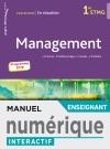 En situation Management 1re STMG - Manuel interactif enseignant - Éd. 2019