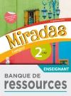 Banque de ressources Miradas 2nde - Ed. 2019