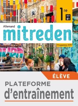 Plateforme d'entraînement Mitreden 1ère - Ed. 2019
