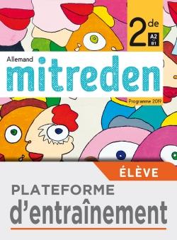 Plateforme d'entraînement Mitreden 2nde - Ed. 2019