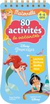 PRINCESSES 80 activités de vacances, Maternelle (4-6 ans)