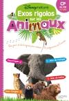 Disneynature - Cahier de vacances Exos rigolos sur les animaux CP