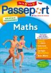 Passeport Cahier de vacances 2019 - Maths de la 6e à la 5 e