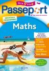 Passeport Cahier de vacances 2019 - Maths de la 5e à la 4e