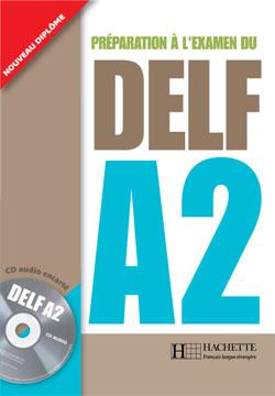 DELF A2 + CD audio