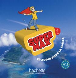 Super Max 1 - CD audio classe