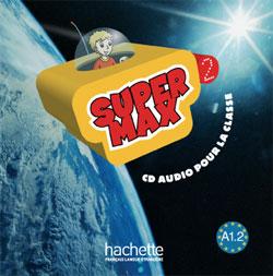 Super Max 2 - CD audio classe