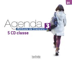 Agenda 3 - CD audio classe