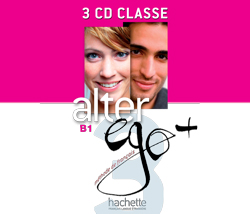 Alter Ego + 3 : CD audio classe